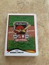 Fargo-Moorhead FM Redhawks 2015 Team Baseball Card Set