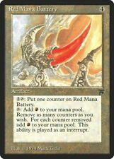 Red Mana Battery Legends NM-M Artifact Uncommon MAGIC GATHERING CARD ABUGames