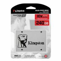 Pour Kingston SATA III SSD 240GB UV400 2,5 pouces Lot de disques SSD internes