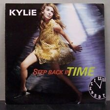 """(o) Kylie Minogue - Step Back In Time (7"""" Single)"""