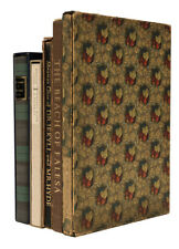 Four Volumes by Robert Louis Stevenson by The Limited Editions Club. Lot 199