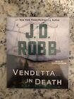 In Death Ser.: Vendetta in Death by J. D. Robb (2019, Compact Disc, Abridged...