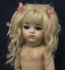"""33CM(13"""") BRU JNE 9 WITH JOINTED BODY BISQUE LOWER ARMS UNDRESSED REPRODUCTION"""