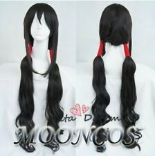 Halloween Wig Hair Cosplay BLOOD-C black long party fashion Carnival Wigs