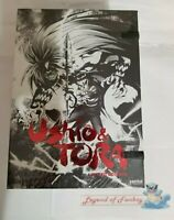 Ushio & Tora: Complete Collection (Blu-Ray, DVD) Limited Edition Premium Box NEW