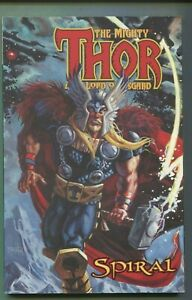 The Mighty Thor : Spiral #4 TPB  Marvel Comics  CBX6A