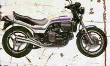 Honda VF750S 1982 Aged Vintage SIGN A3 LARGE Retro