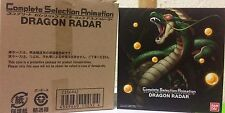 DRAGON BALL Z COMPLETE SELECTION ANIMATION RADAR FIGURA FIGURE NEW NUEVA