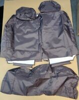 GENUINE MERCEDES VITO W447 WATERPROOF FRONT SEAT COVERS DARK BROWN B06930002