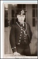 ~1920 Rotary Photo Postcard Duke Cornwall Prince WALES Adel & Monarchie
