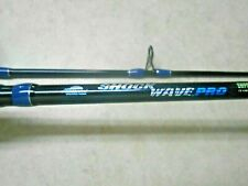 Tsunami Shock Wave Pro 8 Ft. Med./Hvy. W/ Large 2 In. Od 1St Guide Spin Rod