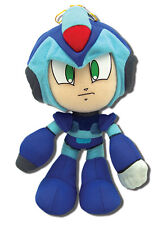 "REAL Authentic Mega Man X  Stuffed Toy Doll - Mega Man X4  (GE-52526) 9"" Plush!"