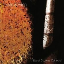 Live at Coventry Cathedral by Travis & Fripp/Robert Fripp/Theo Travis (CD, Mar-2010, Inner Knot)