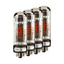 Groove Tubes GT-EL34-R Vacuum Tubes Medium Matched Quad 5550113572