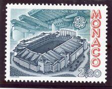 TIMBRE DE MONACO N° 1565 ** EUROPA / ARCHITECTURE MODERNE / STADE LOUIS II