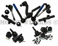 Front End Steering Rebuild Kit Tie Rod Ends+BALL JOINTS Chevy Nova+GM X 68-74