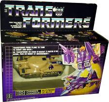 Transformers Triple Changer - Blitzwing - Vintage G1 1985 - Near MISB AFA IT!!