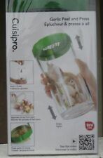 Cuisipro Garlic Peel and Press - Price Reduced