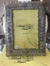 Nib Ashleigh Manor 4x6 Casbah Frame Pewter Sku: 6966-01-46