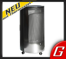 Edelstahl Thermostat Gasofen, Heizofen, Heizstrahler 4,2 kW Gas Katalytofen