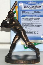 Ryne Sandberg Chicago Cubs 2006 Bronze Exclusive Hartland Figurine (1 of 1,000)