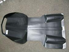 Float Skid Plate/Belly Pan Ski-Doo Rev XP 2008-2013 Black