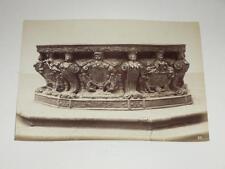NAYA / VENISE VENEZIA 1870  VINTAGE Albumen Print