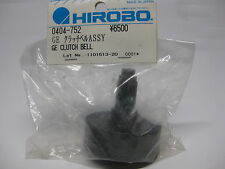 Original HIROBO Kupplungsglocke Set mit 12 Zähne Ritzel 0404-752 Clutch Bell Ass