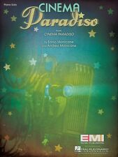 Cinema Paradiso Sheet Music Piano Solo New Andrea Morricone Ennio Morr 000113459