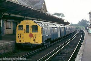 British Rail 042 ex London Underground Sandown 1979 Rail Photo