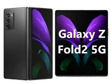 Cellulare SAMSUNG GALAXY Z Fold2 5G F916 12+256GB RAM Nero Smartphone Pieghevole