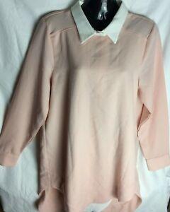 Sister Jane Navarino Women's Shirt/Dress size small or 8-10