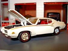 "1969 69 PONTIAC GTO LIMITED EDITION 1/64 M2 1960'S MUSCLE CAR RAM AIR V ""JUDGE"""