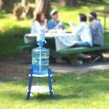 Water Bottle Pump - The Original Dolphin Manual Drinking Water Pump - Fits Most