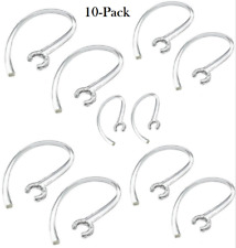 Replacement Earhook Earclip for Plantronics M50 M55 M70 Bluetooth Headset - 10x