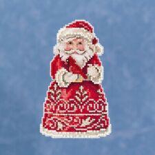 Mill Hill - Jim Shore - Santa with Cardinal - Cross Stitch Kit - JS20-1913