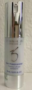 Zo Skin Health Daily Power Defense TRAVEL  Size 15 ml  8/2022 SEALED