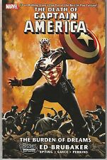 """The Death of Captain America Vol 2 """"The Burden of Dreams"""" Rolling Stone Mag #1"""