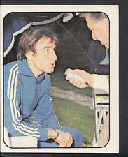 PANINI CALCIATORI FOOTBALL Adesivo 1977-78, N. 310-calciatore