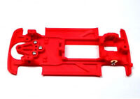Chasis Saxo Block lineal compatible Ninco in line High Performance Mustang
