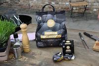 4x Premium Grillbrikett 5kg inkl. Paste Grillbriketts RAUCHFREI bis zu 4,5 Std