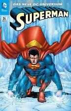 SUPERMAN # 24 VARIANT - DAS NEUE DC-UNIVERSUM / NEUSTART - ERLANGEN 2014 - TOP
