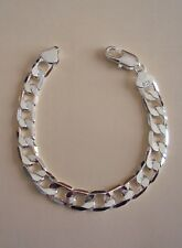 Italy 925 Sterling Silver unisex bracelet - length 21cm - weight 19 gram - NEW