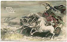 DATES. 1913. VICTOIRE. CHEVAUX. HORSES. VICTORY.