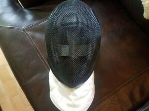 AF Absolute Fencing Gear Helmet Face Mask, 350 N Standard, S Small Black