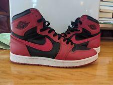 Nike Air Jordan Retro 1 85 High OG Varsity Red Banned New Beginnings Size 9