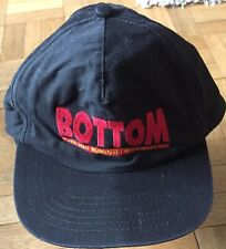 Baseball Cap Hat Bottom 1995 Tour Front Logo Snapback Fasten One Size Fits All