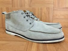 RARE�� Adidas Originals Ransom Bluff Aluminum Gray Leather Sz 11.5 Men's Fashion