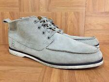 RARE🔥 Adidas Originals Ransom Bluff Aluminum Gray Leather Sz 11.5 Men's Fashion