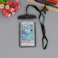 Waterproof Bag Samsung Underwater Pouch Dry Case Cover For iPhone Cell Phone